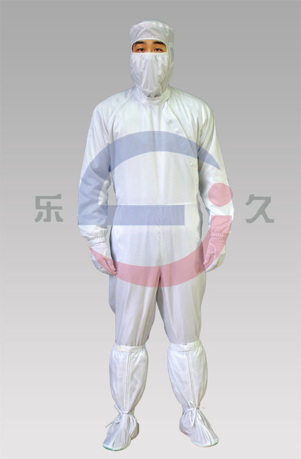 LJ-006 防静电连体洁净服